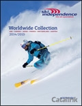 Ski Independence brochure cover from 10 July, 2014