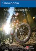 Snowdonia Mountains & Coast One Big Adventure Guide brochure cover from 03 May, 2012