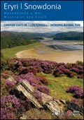 Snowdonia Mountains and Coast brochure cover from 14 January, 2013