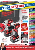 Toolstation brochure cover from 07 January, 2015
