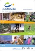 Visit Chichester brochure cover from 21 January, 2014