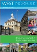 West Norfolk brochure cover from 18 December, 2012