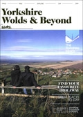 Yorkshire Wolds brochure cover from 18 December, 2014