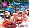Acorn Adventure Family Holidays brochure cover from 15 June, 2006