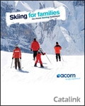 Acorn Family Holidays brochure cover from 24 November, 2011