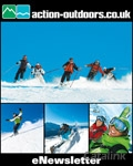 Action Outdoors brochure cover from 24 February, 2012