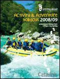 Activities Abroad - Adult Summer brochure cover from 16 April, 2008
