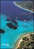 Adriatic Holidays catalogue cover from 20 April, 2006