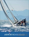 Adriatic Holidays catalogue cover from 19 January, 2015