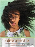 Afrocenchix Hair Care brochure cover from 28 July, 2017