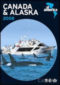 Canada & Alaska All America brochure cover from 09 January, 2008
