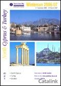 Anatolian Sky - North Cyprus Holidays catalogue cover from 28 August, 2006