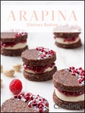Arapina Distinct Baking brochure cover from 06 September, 2017
