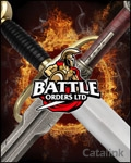 Battle Orders Ltd catalogue cover from 11 September, 2014