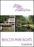 Beacon Park Boats brochure cover from 23 June, 2006