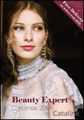 Beauty Expert brochure cover from 03 December, 2008