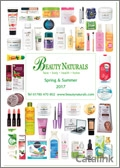 Beauty Naturals brochure cover from 24 July, 2017
