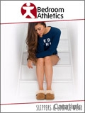 Bedroom Athletics Slippers brochure cover from 23 June, 2017