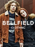Bellfield Clothing brochure cover from 13 January, 2017