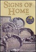 Belvoir Vale Studio - Signs of Home catalogue cover from 21 January, 2005