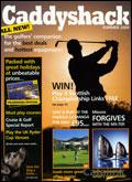 Bill Goff Golf Tours brochure cover from 29 September, 2009
