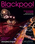 VisitBlackpool brochure cover from 09 January, 2017