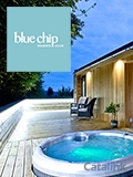 UK Accommodation by Blue Chip Holidays brochure cover from 25 April, 2017