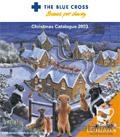 The Blue Cross - Christmas brochure cover from 26 August, 2003