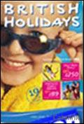 British Holidays brochure cover from 28 June, 2004