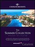 Cadogan Holidays The Summer Collection brochure cover from 02 November, 2007