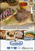 Campbells Scottish Food catalogue cover from 26 May, 2016