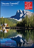 Canadian Affair 2018 brochure cover from 09 January, 2018