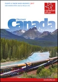 Canadian Affair - 2017 Holiday Deals brochure cover from 16 May, 2016