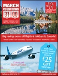 Canadian Affair - January Sale brochure cover from 11 March, 2016