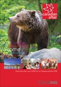 Canadian Affair 2018 brochure cover from 27 October, 2014