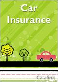 iCar Insurance catalogue cover from 03 August, 2009