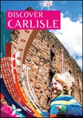 Discover Carlisle brochure cover from 10 February, 2016