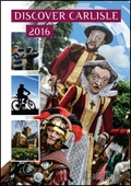 Discover Carlisle brochure cover from 05 May, 2016