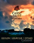 Celtic Haven catalogue cover from 20 March, 2015