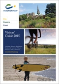 Visit Chichester brochure cover from 18 February, 2015