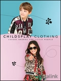 Childsplay Clothing catalogue cover from 19 February, 2019