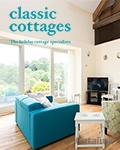 Classic Cottages England brochure cover from 18 October, 2016
