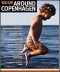 Copenhagen Citybreaks catalogue cover from 18 April, 2008