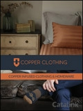 Copper Clothing - The Future of Preventative Care brochure cover from 16 August, 2017