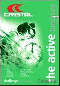 Crystal Active Mountain catalogue cover from 21 September, 2006