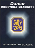 Damar Industrial Machinery catalogue cover from 27 June, 2011
