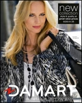Damart catalogue cover from 04 January, 2016
