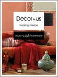 Decor-us Homeware catalogue cover from 27 June, 2017