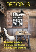 Decor-us Homeware catalogue cover from 29 June, 2017