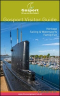 Discover Gosport brochure cover from 26 February, 2019